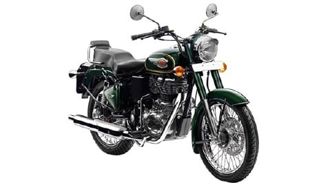 Royal Enfield Bullet 500 Front threequarter 86956