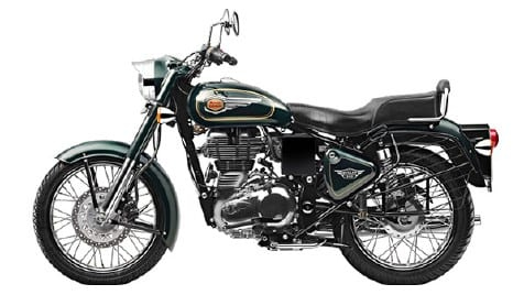 Royal Enfield Bullet 500 Side 86953