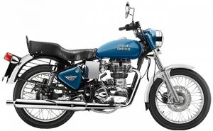 Royal Enfield Electra 350cc Rental In Delhi