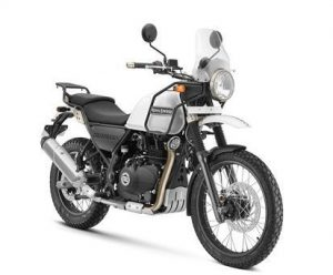 Royal Enfield Himalayan Rental Service in Delhi