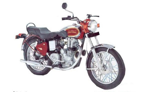Royal Enfield Machismo CC Rental Service in Delhi