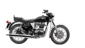 royal enfield bullet 350 black 1486391921086
