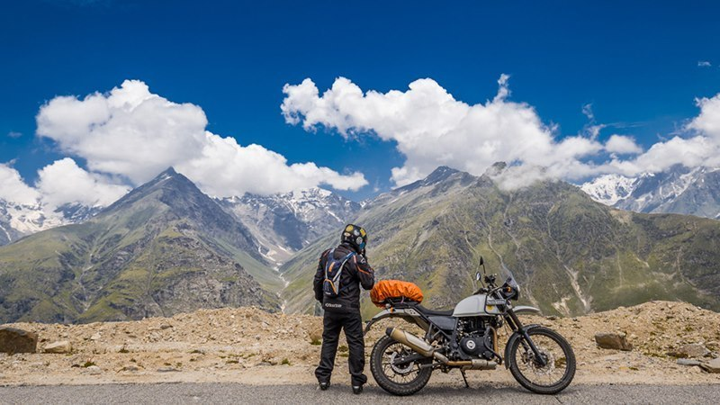 Royal Enfield Himalayan Odyssey th edition